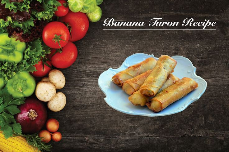 Banana Turon Recipe | Buhay Kusina  Banana Turon or Banana Lumpia with Caramel Recipe is a lutong pinoy dessert that is a deep-fried banana with ripe Jackfruit and rolled in spring roll wrapper then coated with brown sugar caramel.