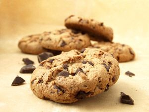 Chocolate-chip cookies, a classic