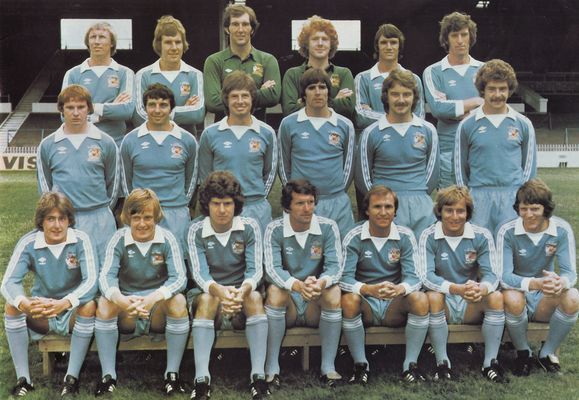 Resultado de imagem para manchester city 1980 81
