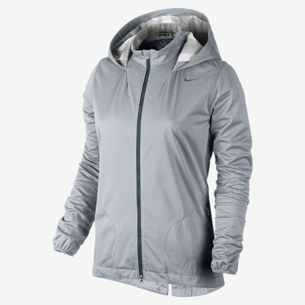 Nike Windproof Anorack Women's Golf Jacket