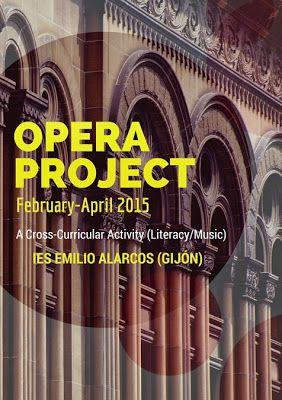 Mi aportación al ABP con nuestro Opera Project, una propuesta de los departamentos de Inglés y Música del IES Emilio Alarcos para trabajar contenidos y destrezas de forma conjunta en el Proyecto Bilingüe del Centro. En el enlace puedes acceder a una descripción del proceso y a los recursos utilizados.