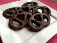 Csokis perec Mester süteménylisztből