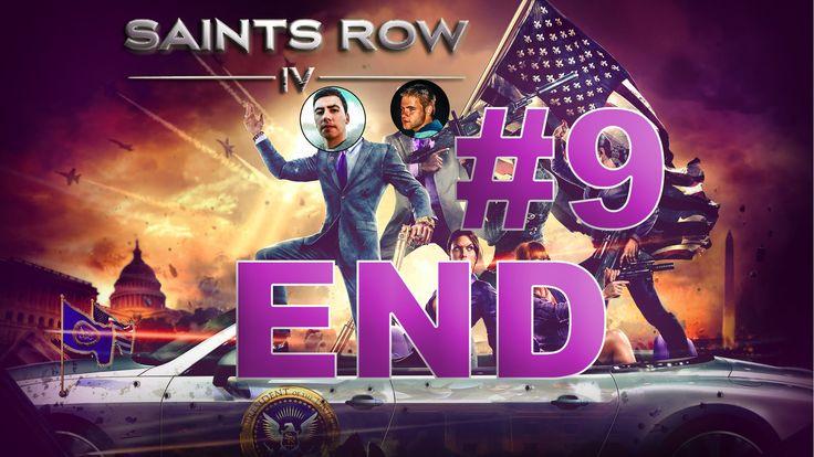 Saints Row IV #9 END