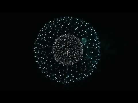Japanese Fireworks : Nice to see fireworks one at a time.A great way to do fireworks. http://www.indiegogo.com/fireworksbrilliance4U?a=878274