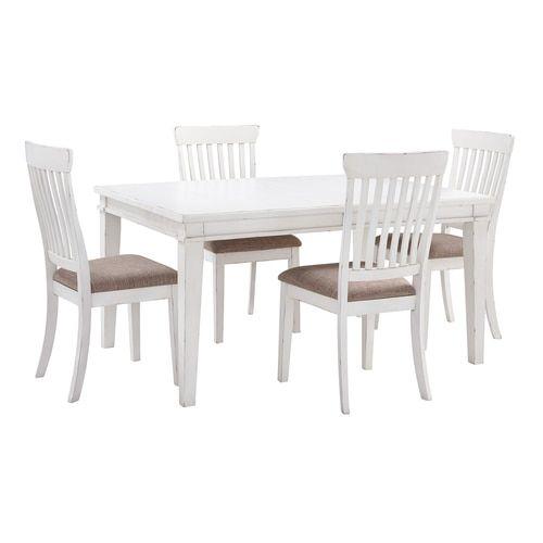Danbeck Dining Chair: Cypress 5-Piece Dining Set