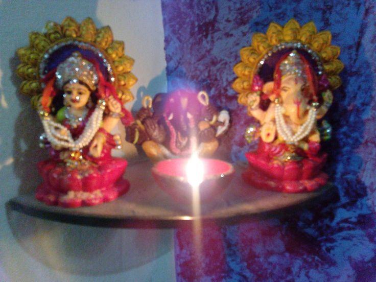 Diwali decor at my home