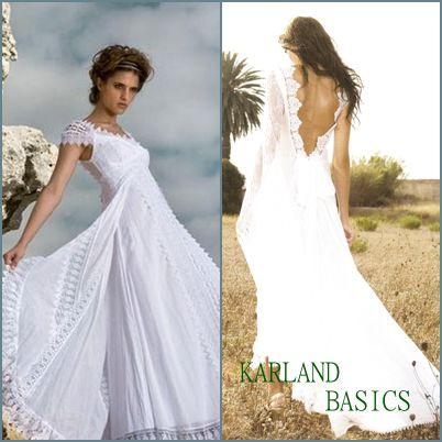 Vestidos de novia boda en el campo – Hermosos vestidos