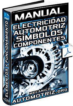 Descargar Manual Completo de Electricidad - Simbología y Funcionamiento - Diodos, Relés, Baterías, Alternadores, Motores de Arranque, Sistemas de Encendido, Bobinas y Bujías.