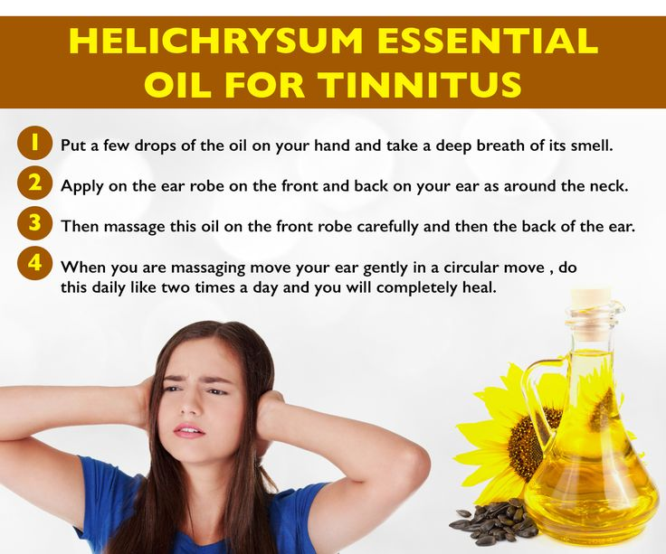 HELICHRYSUM ESSENTIAL OIL FOR TINNITUS; Learn how to treat tinnitus with this powerful essential oil in 4 simple steps.