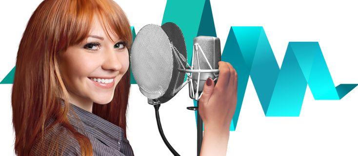 Le studio d'enregistrement de Promotel est doté d'une technologie numérique de pointe. Les plus hauts standards de l'industrie sont nos critères de base. Choisissez nos voix professionnelles!