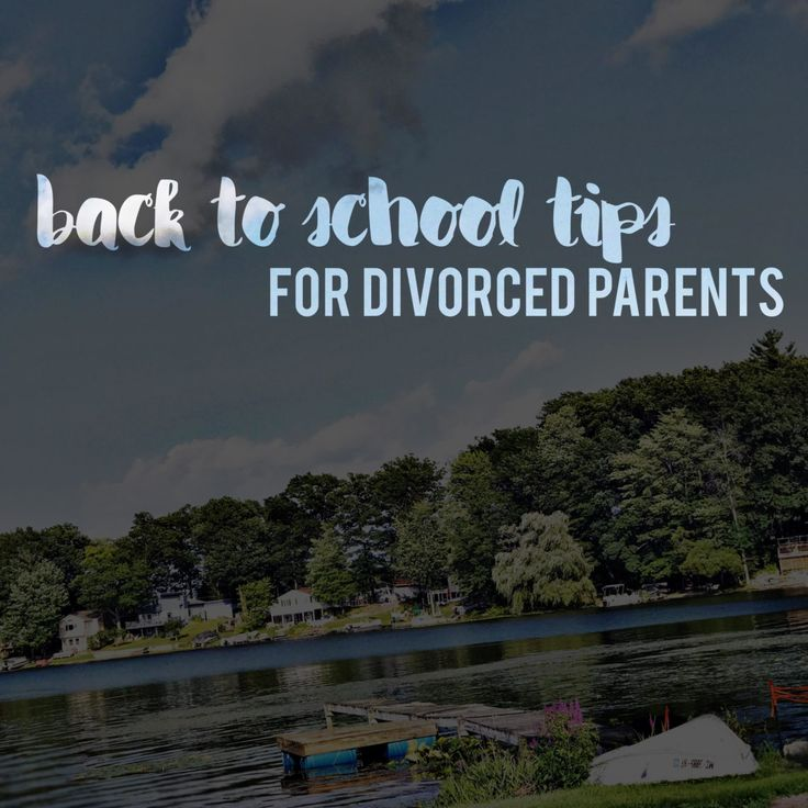 BACK TO SCHOOL tips for divorced parents, scheduling, online calendars, consistency, communication, email, happy family