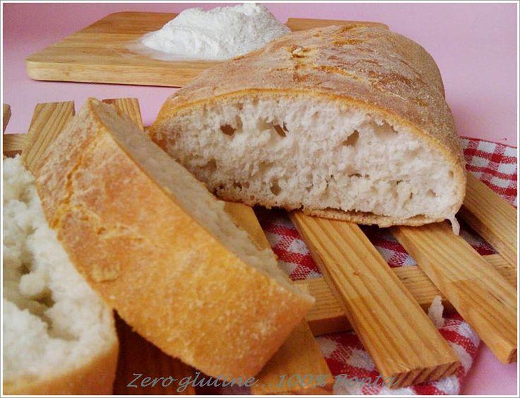 Filone di pane fatto in casa (senza glutine)