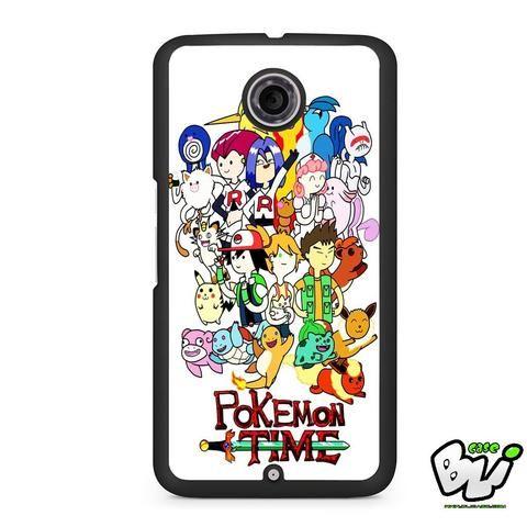 Adventure Pokemon Time Nexus 6