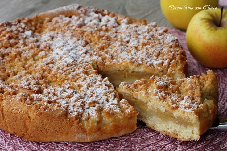 Torta di mele dei Tantra |CuciniAmo con Chicca