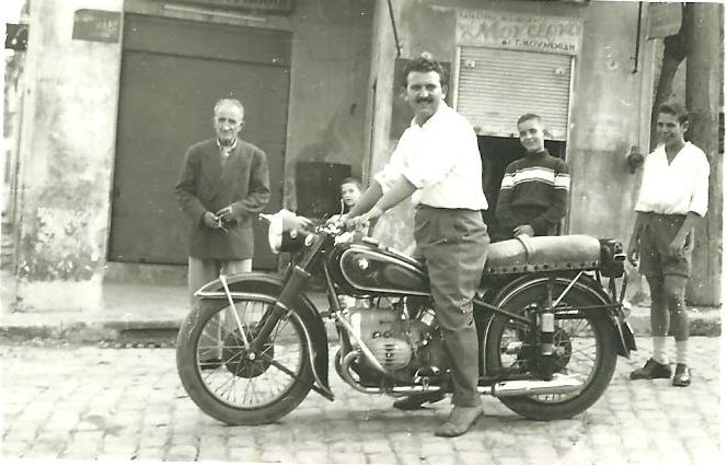 MY FATHER  THE YEAR 1962