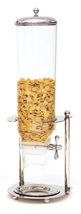 Cereal Dispenser; Dispensatore cereali 1 gusto