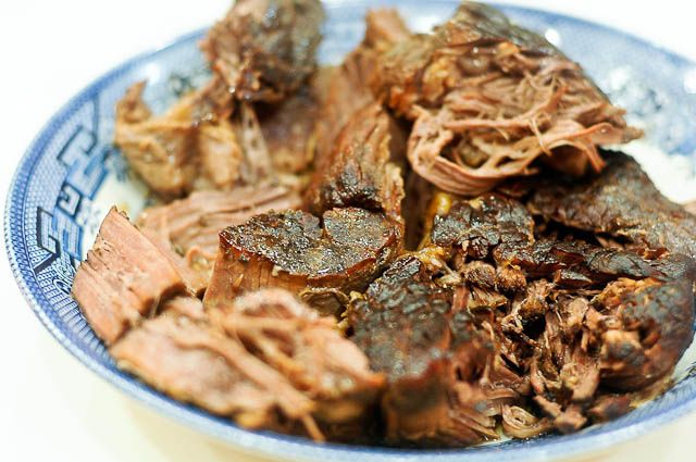 Dr Pepper Slow Cooker Roast Beef Recipe - Cooking | Add a Pinch | Robyn Stone