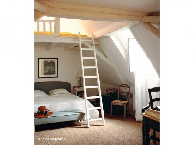 1000 id es sur le th me lit superpos escalier sur pinterest lits superpos - Deco chambre mezzanine ...