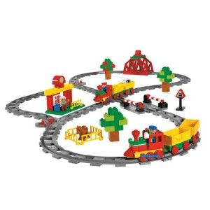 Lego duplo, Lego duplo train and Lego on Pinterest