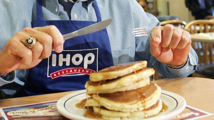 IHOP Is Giving Away Free Pancakes For Charity on Tuesday  The International House of Pancakes is giving customers a chance to put their money where their mouth is ... #IHOP