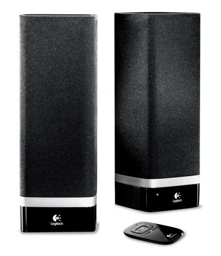 Logitech Z-5 USB Stereo Speakers for Mac and PC Logitech