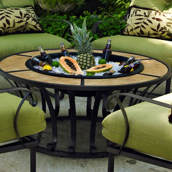 Coventry Fire Pit By Meadowcraft
