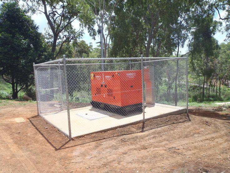 Sewer Rising Main Pump Station - Cairns Region