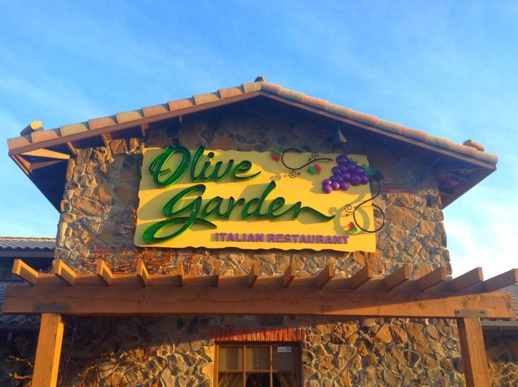 You Might Soon Be Able To Order Olive Garden Delivery On Amazon