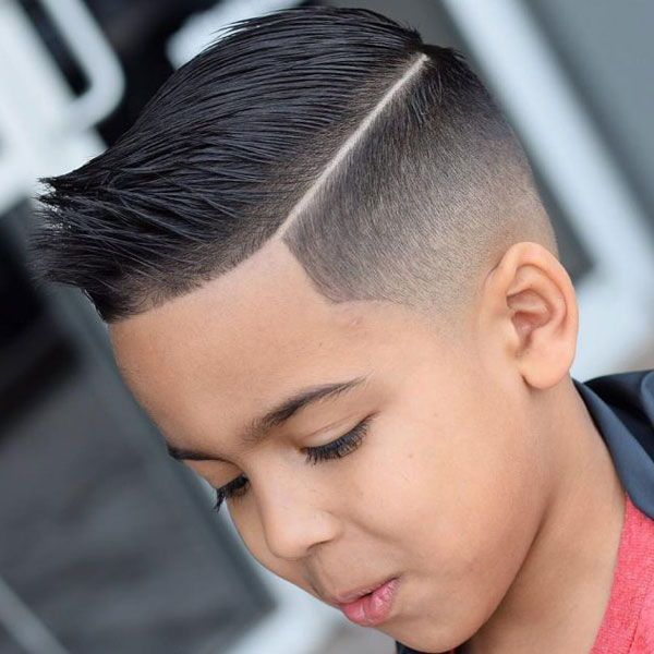 With So Many Trendy Boys Haircuts To Choose From Picking Just One Of These Cool In 2020 Boy Haircuts Short Boys Fade Haircut Trendy Boys Haircuts