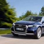 Audi Q5 free wallpapers