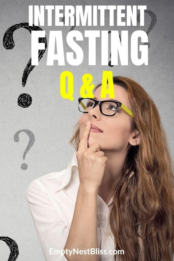 Intermittent Fasting FAQs | Intermittent Fasting