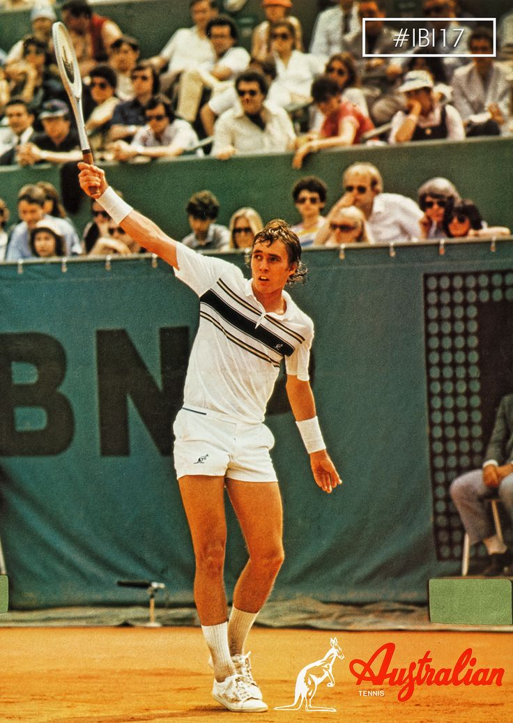 The #InternazionaliBNL are getting closer and closer! Let's start our journey to IBI17 remembering a great champion from the past. Can you tell how many times did #IvanLendl win on Foro Italico's red clay? #AustralianPlayers #AustralianIBI17 #australianpeople #vintage #ivanlendl #ibi17 #redclay #history