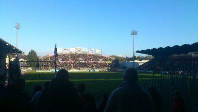 Stade Jean Bouin, Angers