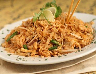 Low FODMAP Pad Thai Noodles:  http://www.ibssano.com/low_fodmap_recipes_pad_thai.html