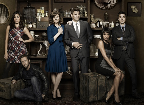 I love this show and like it even more now that Bones is truly pregnant!