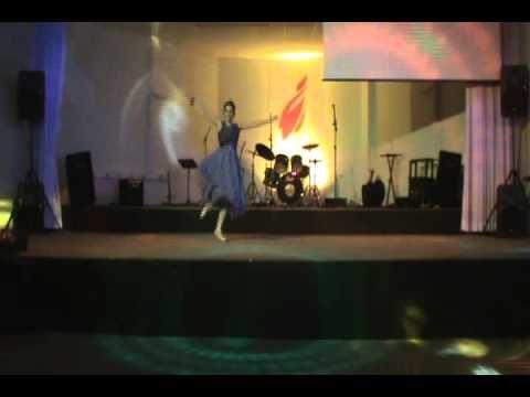 Coreografia Ministério de Dança Adoração Sem Limites
