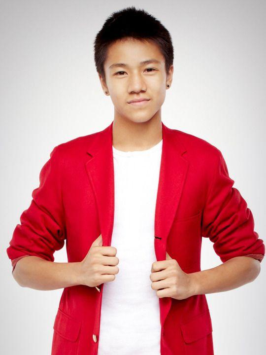 Brandon Soo Hoo - what an interesting name