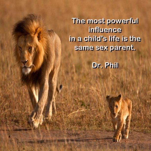 The Most Powerful Influence On A Childs Life Is The Same