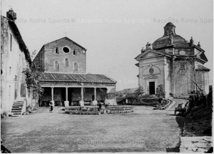 San Paolo alle Tre Fontane 1864/1879