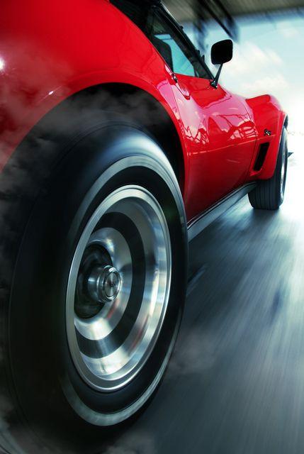 Corvette Car and Drive Magazine