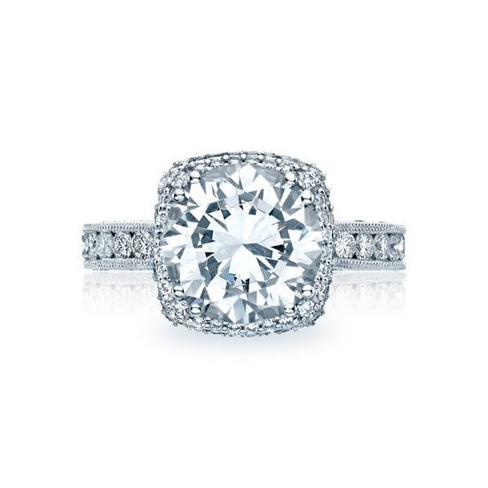 Large diamond, narrow band.