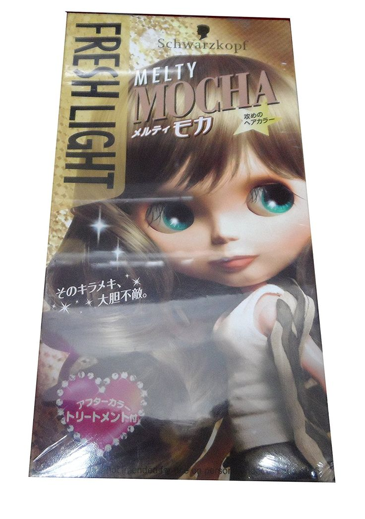 schwarzkopf hair Freshlight Color Melty Mocha * For more information, visit image link. (This is an affiliate link and I receive a commission for the sales)