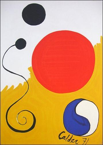 Alexander Calder.  Yes.
