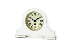Henshaw White Mantel Clock