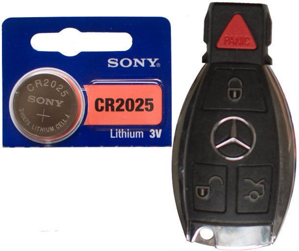 Nice Awesome Mercedes: C250 C300 CLS63 CL600 E350 E550 Battery Sony CR2025 for Remote Key FOB 2018 Check more at http://24go.ml/mercedes/awesome-mercedes-c250-c300-cls63-cl600-e350-e550-battery-sony-cr2025-for-remote-key-fob-2018/