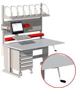 Sovella Nederland Treston   Inpaktafels voorbeelden   Ook voor werktafels, inpaktafels, trolleys, wandrails, haken en (perfo)panelen