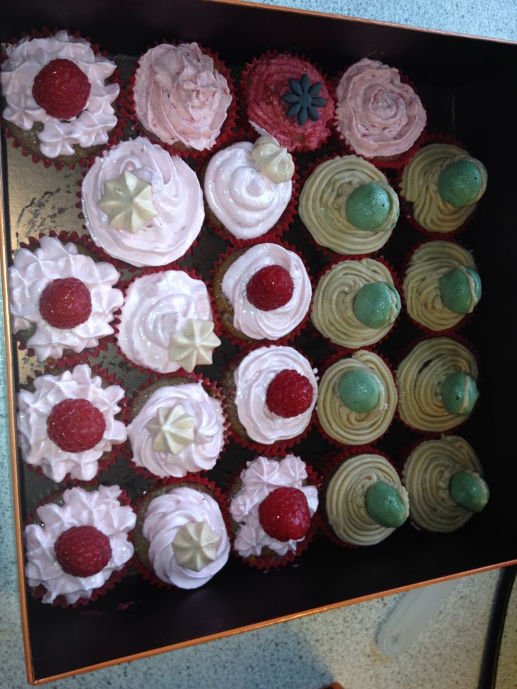 Cupcakes for the Best girls