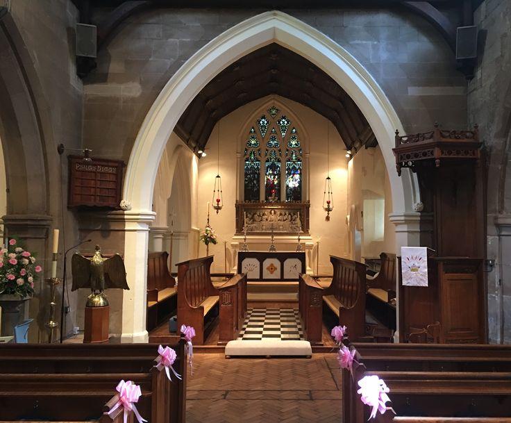 St Mary Magdalene Church Lillington 3/6/17 Ariella String Duo Wedding of Sonia and David #ariellastrings #stringduo