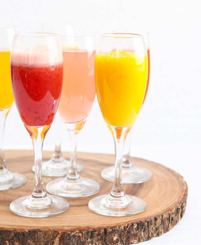 Recently, I had some girlfriends over after yoga class and we quenched our thirst with this super tasty and colorful assortment of non-alcoholic mimosas. For the base of my cocktails, I used Sparkling ICE® Waters and then mixed them with fruit purees. Sparkling ICE Waters are zero calories and come in an assortment of naturally …
