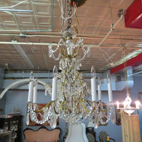 1000 Images About Chandeliers On Pinterest Vintage